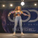 Você dança como eu danço – Menina Robô