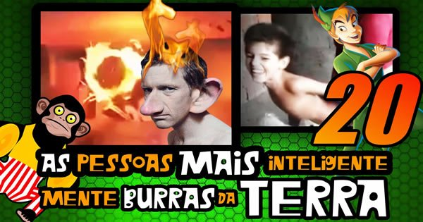Photo of As Pessoas Mais Inteligentemente Burras da Terra 20