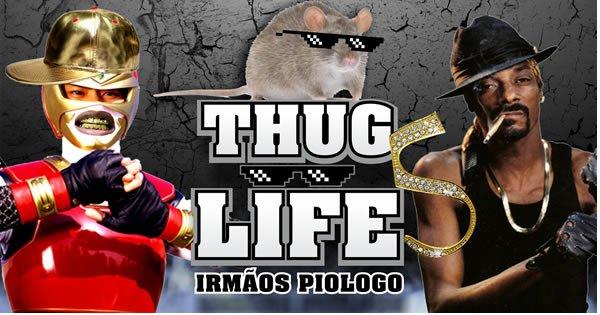 Thug Life – Irmãos Piologo #5 3