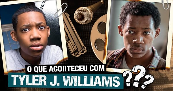 O que aconteceu com Tyler James Williams?