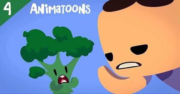 Animatoons #4 6