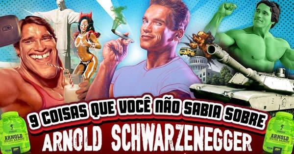 9 coisas que você não sabia sobre Arnold Schwarzenegger 6