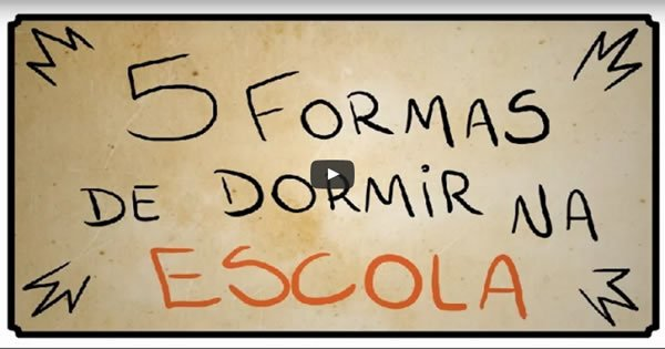 Photo of 5 formas de dormir na escola