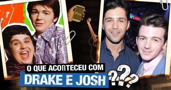 O que aconteceu com DRAKE & JOSH? 1