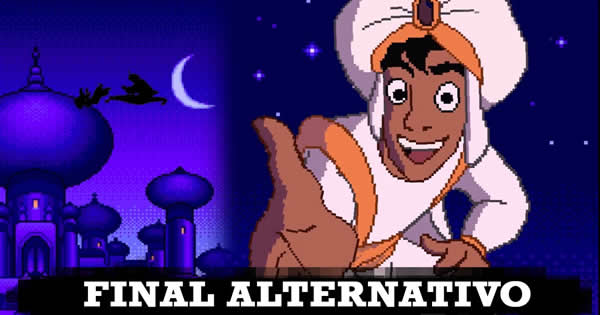 Finais alternativos filmes da Disney