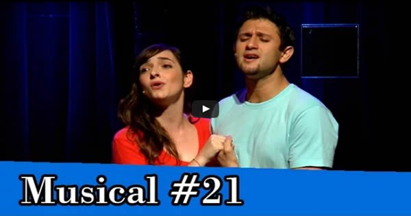 musical - musical 21 - Improvável – Musical Improvável #21