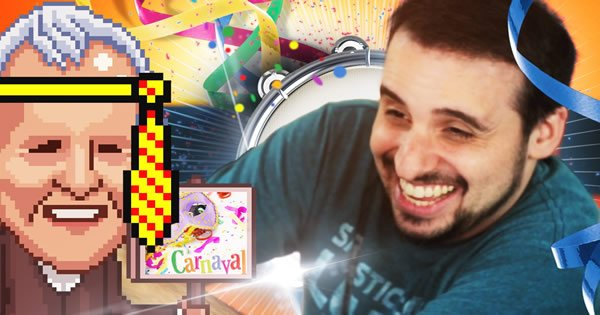 Piadas Ruins de Carnaval 3
