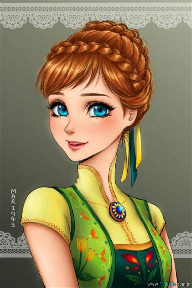princesas-da-disney-anime-14