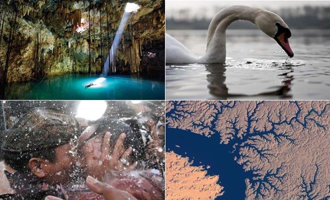 Água e suas estruturas e propriedades (41 fotos) 2