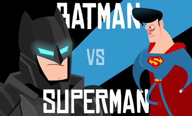 batman vs superman - batman vs superman 1 - Batman vs Superman: A origem da treta