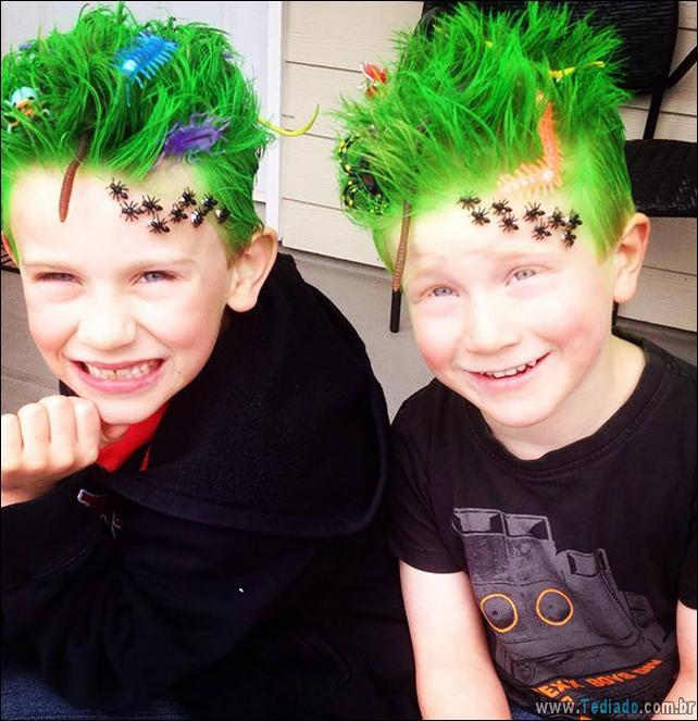 22 cortes de cabelo diferentes e legais para crianças 7