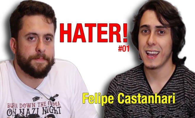 Hater #01 - Felipe Castanhari (Canal Nostalgia) 3