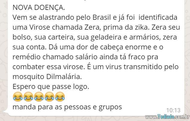 nova-doença-whatsapp-a-zera