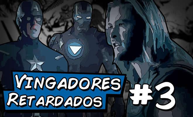 Os Vingadores - Versão cearenses 2