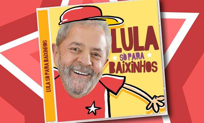 Lula só para baixinhos! 3
