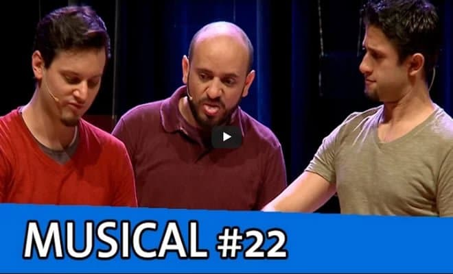 musical improvável - musical improvavel - Improvável – Musical improvável #22
