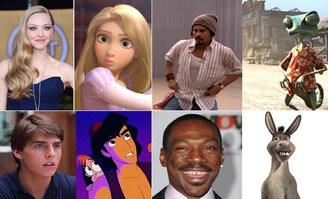 12 Personagens de desenhos que parecem com celebridades 3