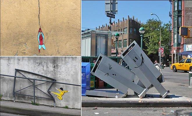 28 Simples atos de vandalismo que deixa a cidade mais linda 4