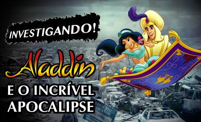 Teoria Disney: Aladdin e o futuro Apocalíptico! 2