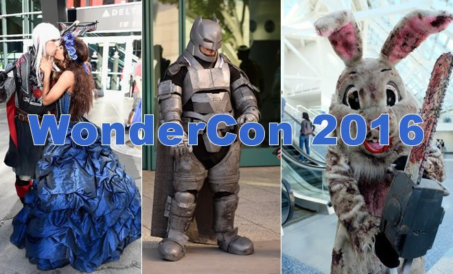 WonderCon 2016 – Os melhores cosplayes