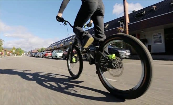 Danny MacAskill e sua bike. Verdadeiro show 2