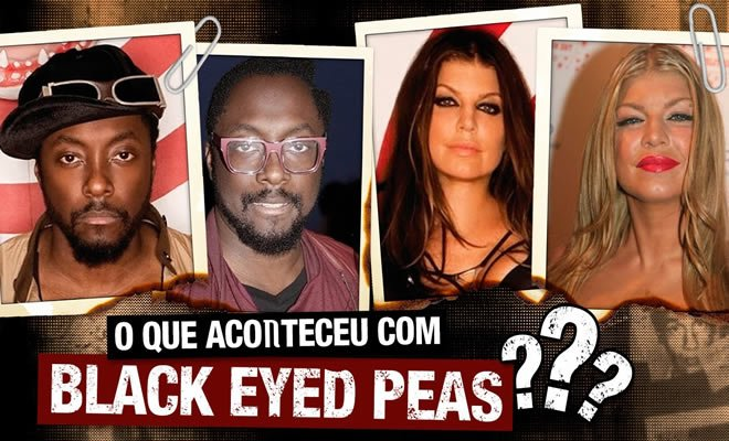 Photo of O que aconteceu com o Black Eyed Peas?