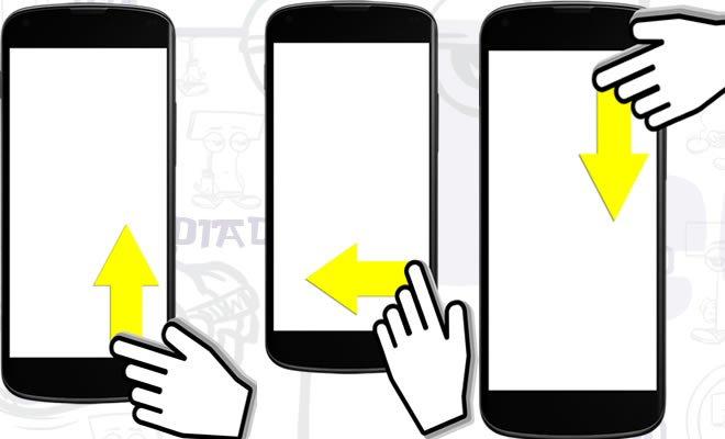 O modo que você desliza o seu dedo no celular pode dizer muito sobre sua personalidade 8