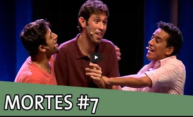 Photo of Improvável – Mortes improváveis #7