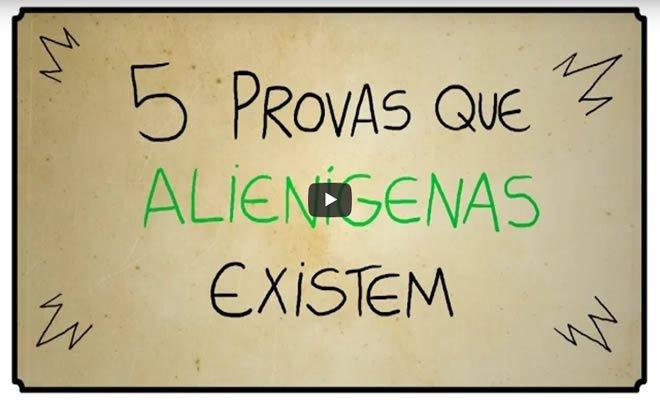 5 Provas de que alienígenas existem 2