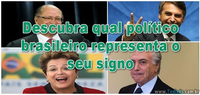Descubra qual político brasileiro representa o seu signo 7