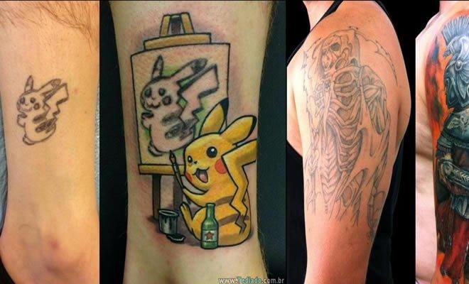 Corrigindo 20 tatuagens indesejadas 3