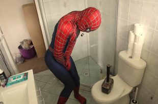 trolagem-homem-aranha-thor