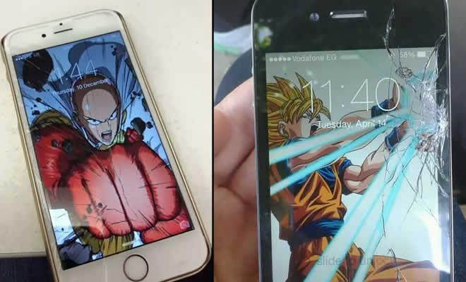 19 maneiras criativas para consertar a tela do celular quebrado 9