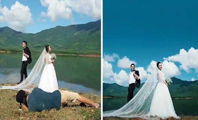 A vida de fotógrafos de casamento não é fácil (25 fotos) 10