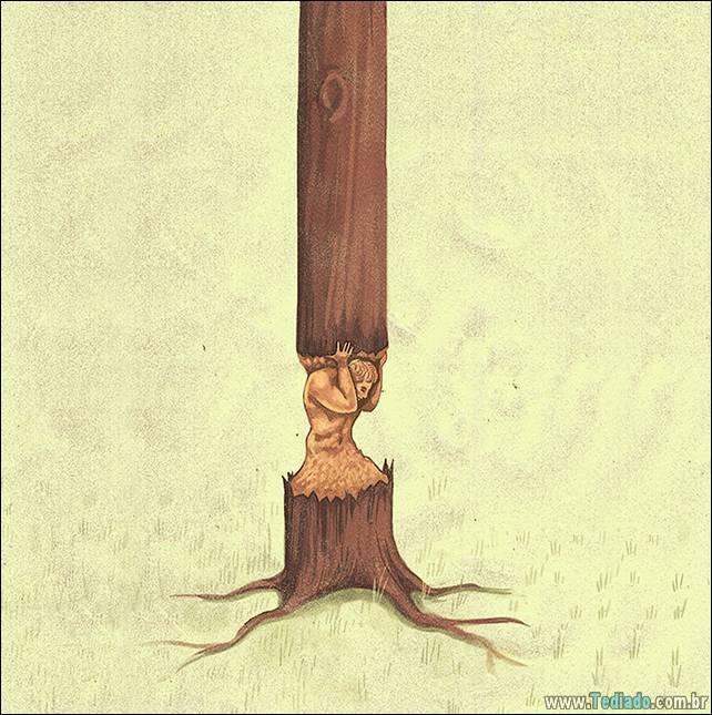ilustracoes-que-mostra-triste-verdade-da-vida-moderna-33