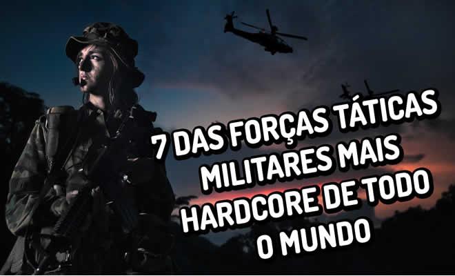 7 das forças táticas militares mais hardcore do mundo 6