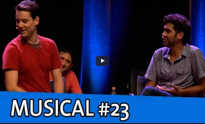 Improvável – Musical improvável #23