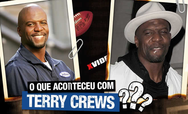 O que aconteceu com Terry Crews? (Julius)