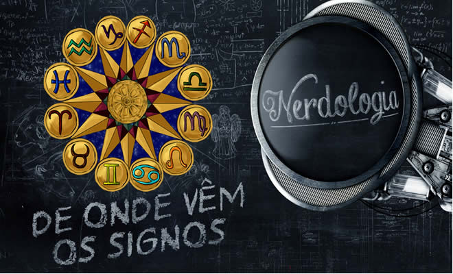 Photo of De onde vêm os signos – Nerdologia