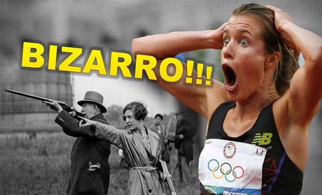 12 esportes bizarros que já estiveram nas olimpíadas 2