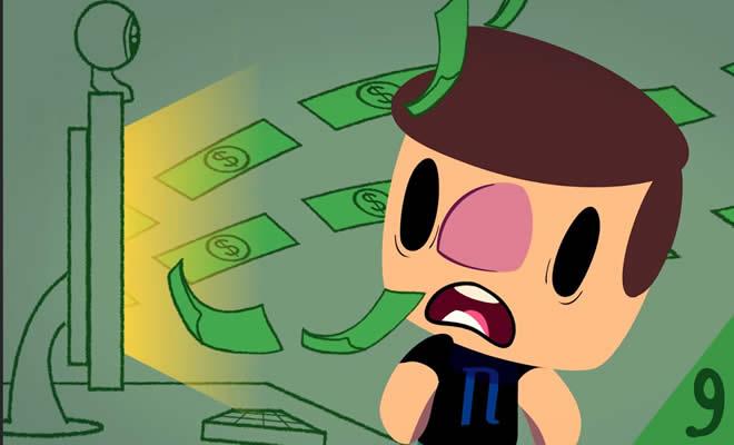 Animatoons 9 - Como ganhar dinheiro no Youtube 6