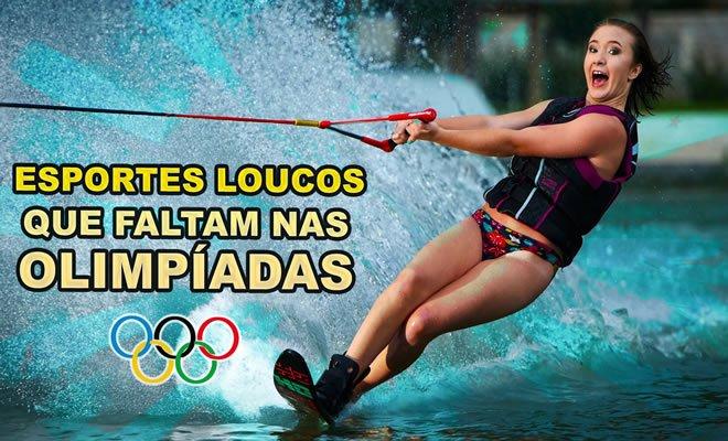 7 esportes loucos que faltam nas Olimpíadas 9