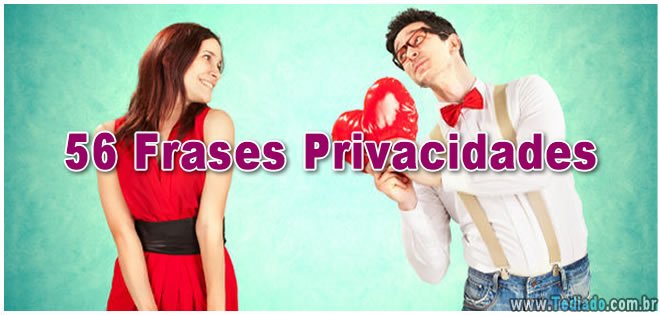 Photo of 56 Frases Privacidades