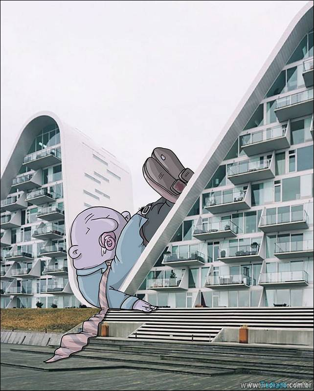 ilustrador-adiciona-cartoons-engracados-em-fotos-29