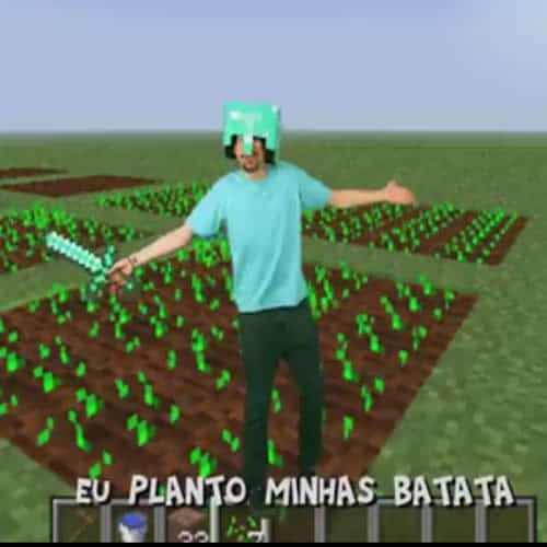 Batalha de rap: Minecraft VS GTA V