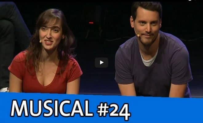 Improvável – Musical improvável #24