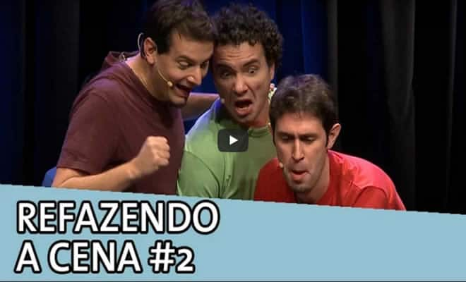 Photo of Improvável – Refazendo a cena #2