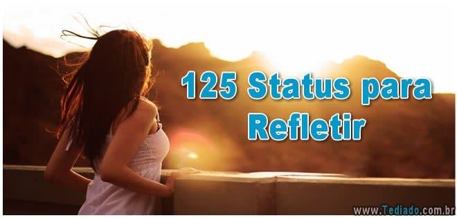 125 Status para Refletir 2