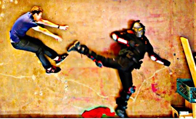 Super luta em Stop Motion 2