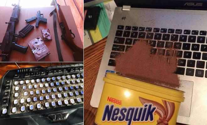 22 pessoas que conseguiu destruir seus aparelhos eletrônicos 2